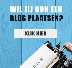 blog plaatsen