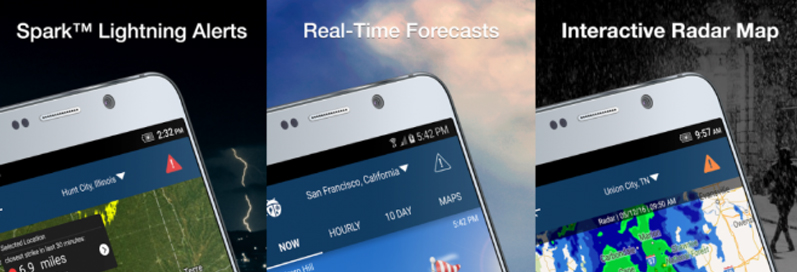 Beste weer app 7