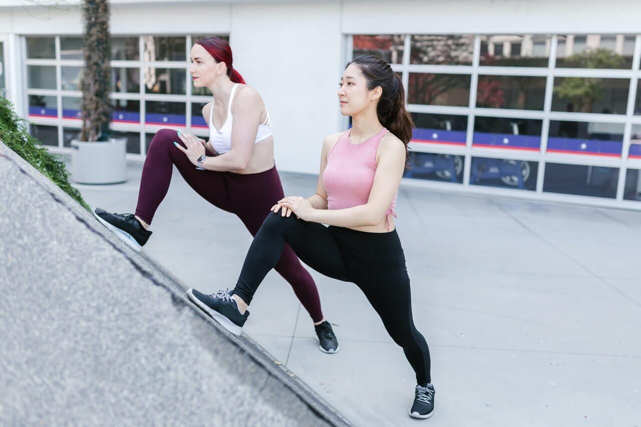 tips om af te vallen zonder te sporten